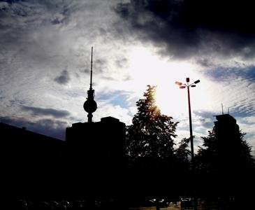 Fernsehturm Berlin 2009
