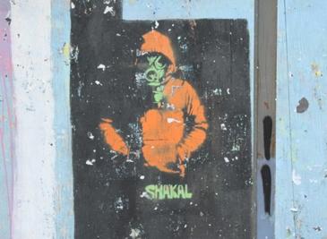 shakal | santiago de chile