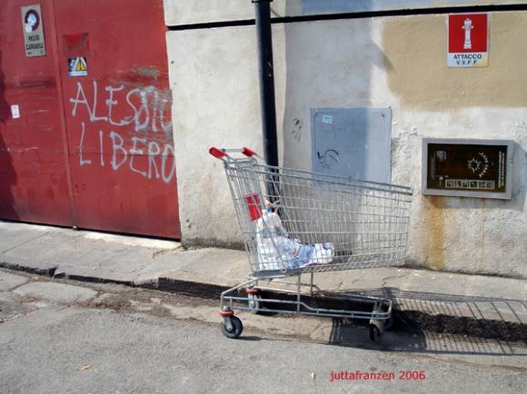 Trolley Pisa 2006
