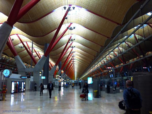Madrid Aeroporto 2013