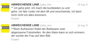 #abw_linie tweets