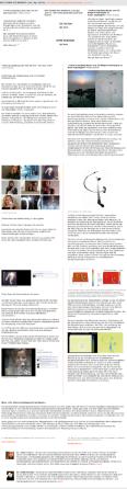 research arts | Unter| scheidung Zeit Raum