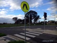 trans / crossing