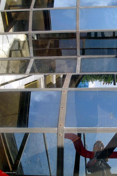 Zeit im Spiegel urbaner Orte