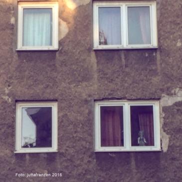 Fenster Kreuzberg 16 | Foto; juttafranzen
