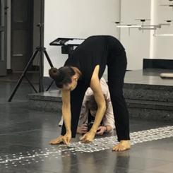 Kolam Performance K. Beckhof