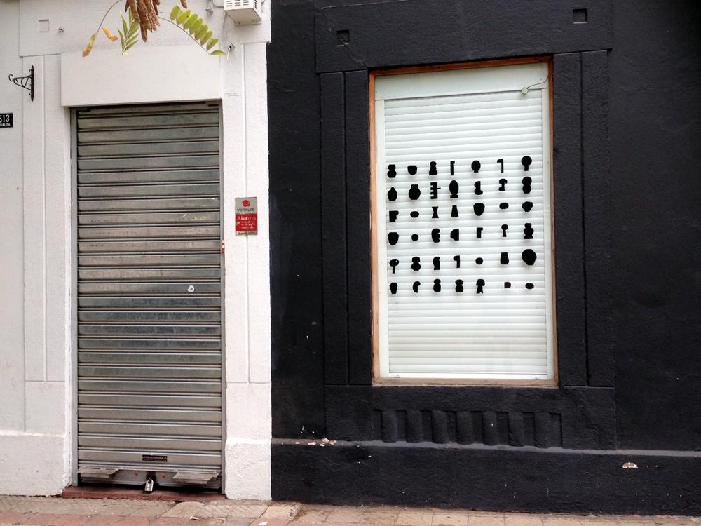 Santiago 2014 | Door closed